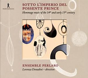 Photos: イタリア北部、芸術音楽の夜明け~14~15世紀、イタリアのアルス・ノーヴァ音楽~