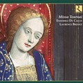 写真: 『トゥルネーのミサ』、アルス・ノーヴァ、中世の女子修道院