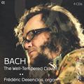 写真: J.S.バッハ:「平均律クラヴィーア曲集」(全2集)~4種のオルガンを使い分けて~