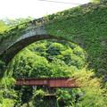 笹無田石拱橋2