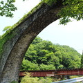 笹無田石拱橋3