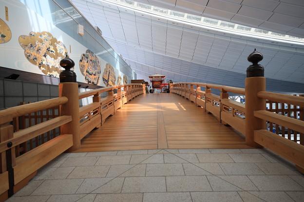 Photos: はねだ日本橋