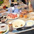 Photos: 豪華キャンプ飯