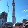 Photos: 2010.10押上駅付近