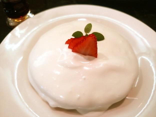 写真: スノーホワイトパンケーキ