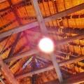 Photos: 古民家の屋根