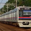 写真: 京成3000形(二代目) 3037編成