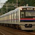 写真: 京成3000形(二代目) 3008-8編成
