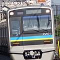 写真: 北総9200形 9201-8編成 出場試運転