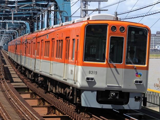 阪神8000系 8219F