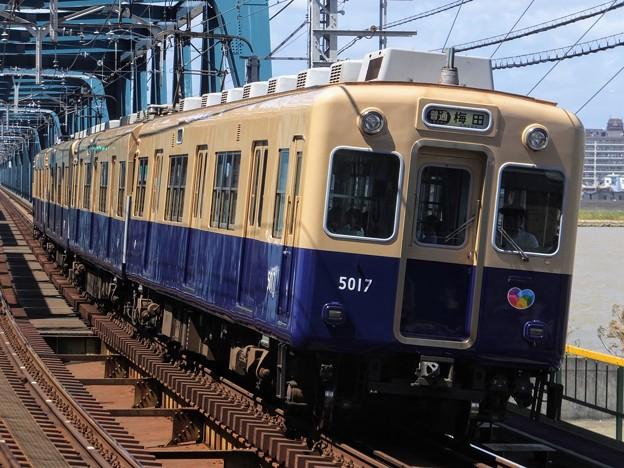 阪神5001形(二代目) 5017F