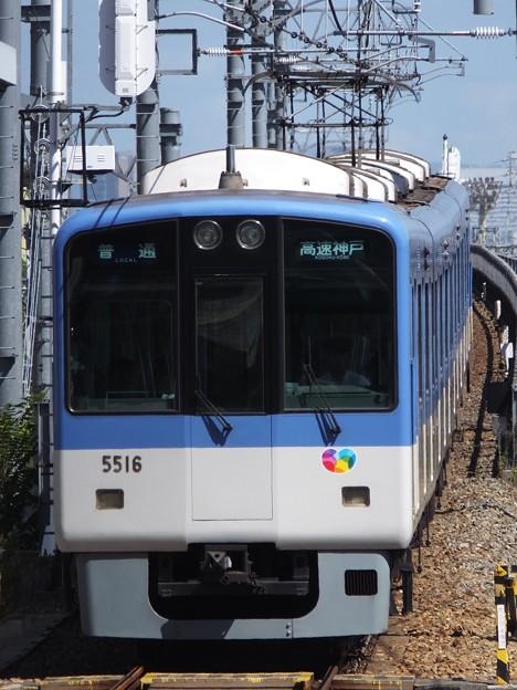 阪神5500系 5515F