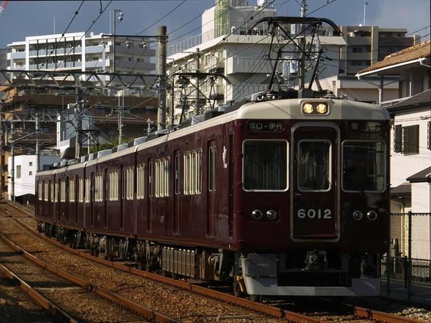 阪急6000系 6012×4R