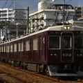 Photos: 阪急6000系 6012×4R