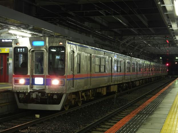 京成3500形 3536編成 故障車宗吾入場回送