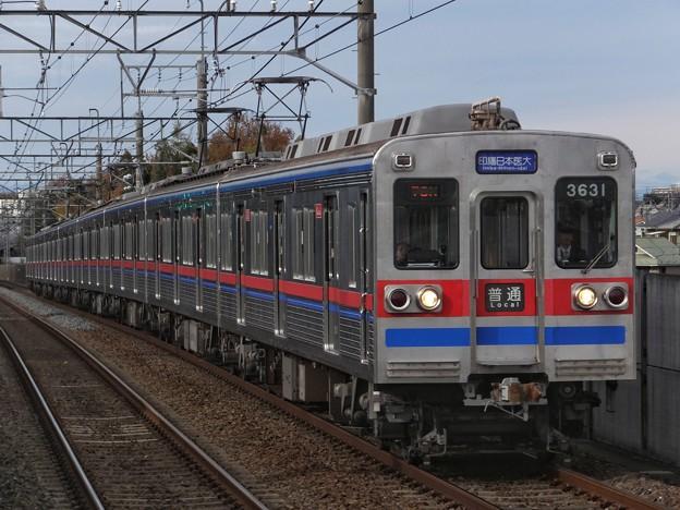 京成3600形 3638編成