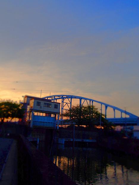 浦安 境川