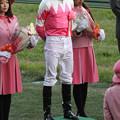 写真: ライアン・ムーア 騎手(第65回 朝日杯フューチュリティステークス)