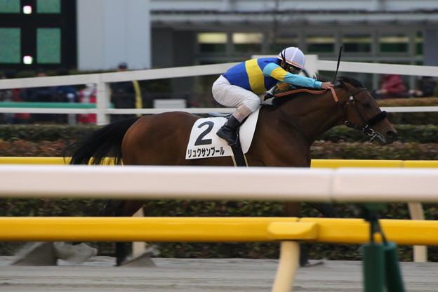 リュクサンブール レース(17/11/26・12R)