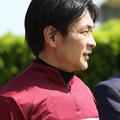 写真: 二本柳 壮 騎手_2(18/03/31・1R)