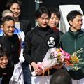 写真: 二本柳 壮 騎手 引退セレモニー_1(18/03/31)