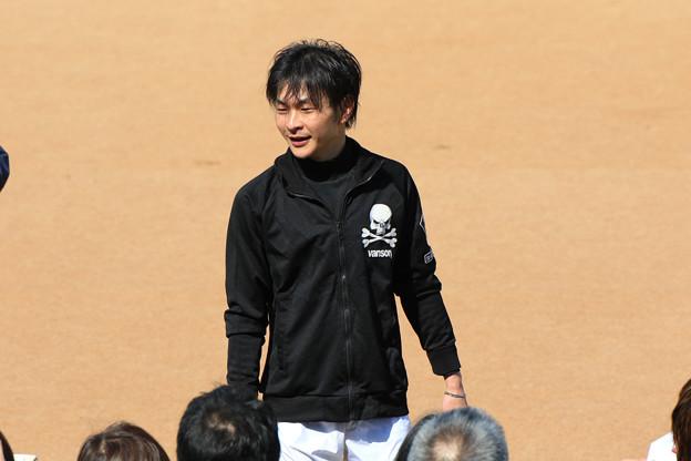 二本柳 壮 騎手 引退セレモニー_3(18/03/31)
