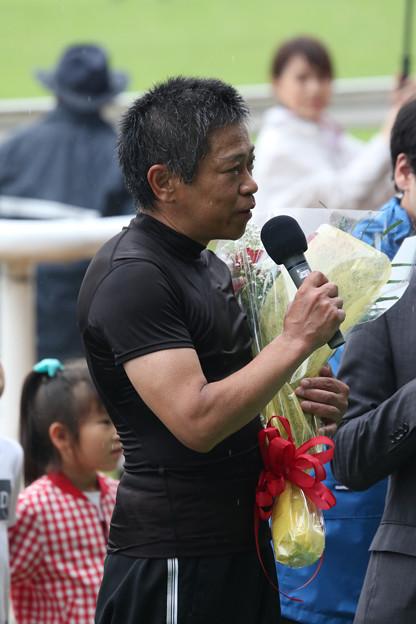 林 満明 騎手_2(18/06/23・第20回 東京ジャンプステークス)