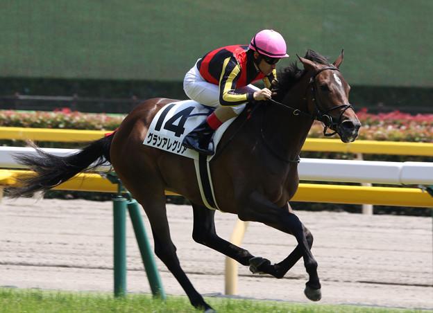 グランアレグリア  レース(18/06/03・新馬戦)