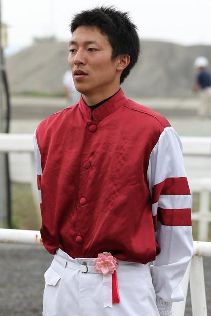 島津 新 騎手(18/09/16・1R)