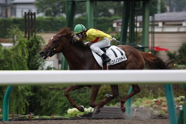 コパノステラート レース(18/07/07・2R)