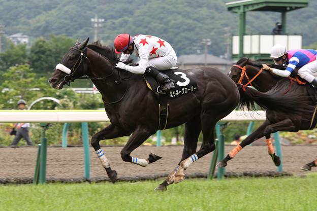 ミッキーグローリー レース(18/07/07・阿武隈ステークス)