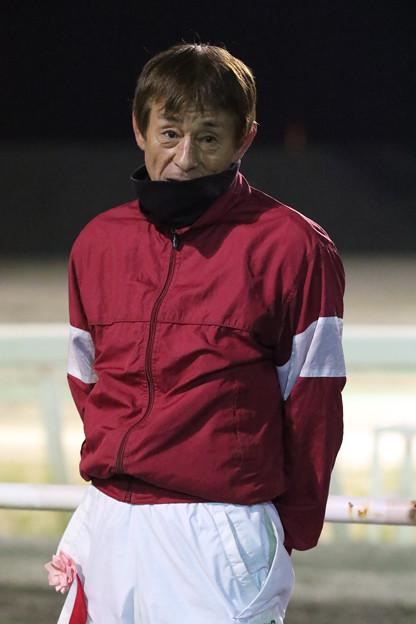 藤野 俊一 騎手(18/12/02・第37回 十勝産駒特別)