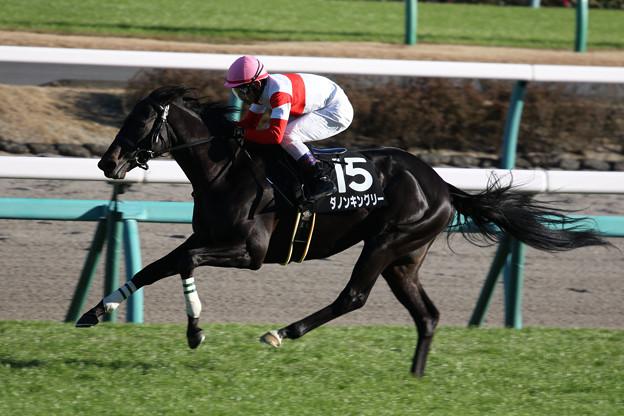 ダノンキングリー レース(18/12/15・ひいらぎ賞)