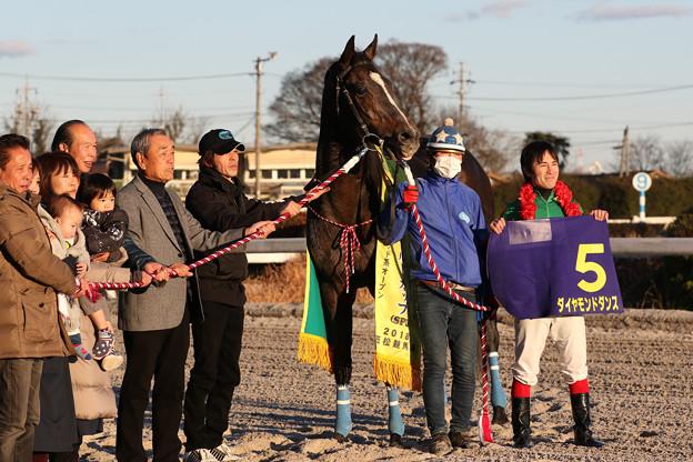 第47回 東海ゴールドカップ 口取り(18/12/31)