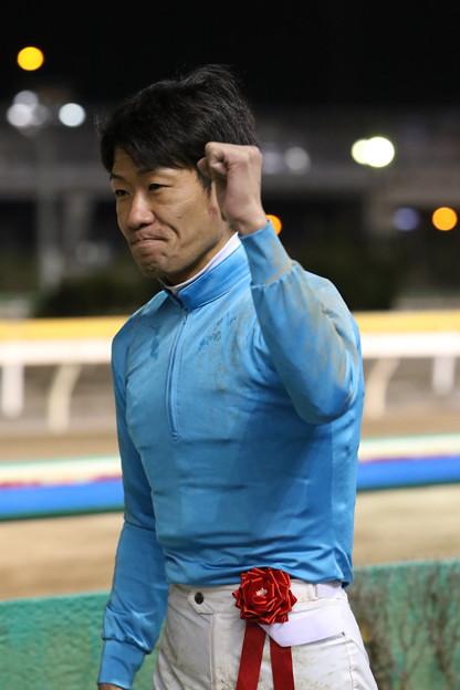 森 泰斗 騎手_1(19/02/20・第55回 報知グランプリカップ)