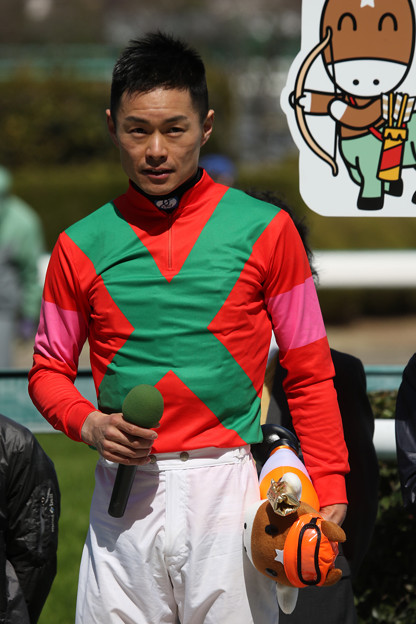 Photos: 藤井 勘一郎 騎手_2(19/03/09・新馬戦)
