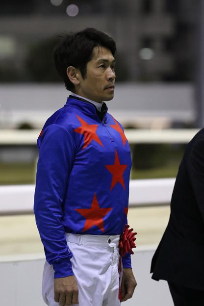 戸崎 圭太 騎手(19/04/03・東京中日スポーツ賞 第22回クラウンカップ)