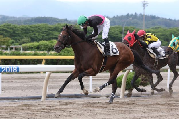 ヤマニンレガリーノ レース(18/06/10・ばんえい十勝杯)