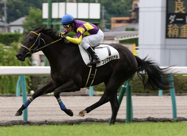 フジマサリアル レース(19/07/06・新馬戦)