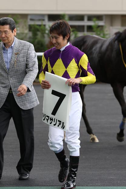 田辺 裕信 騎手(19/07/06・新馬戦)