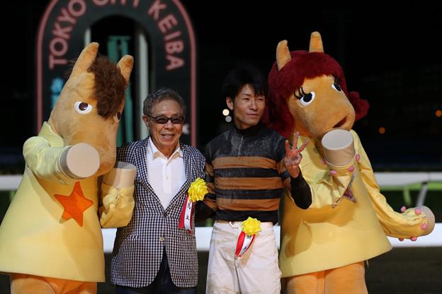 スポニチ盃 第26回 アフター5スター賞 口取り(19/08/28)