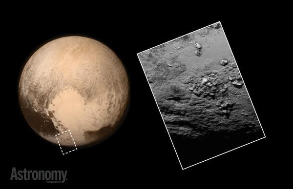 冥王星之年-将人类带向太阳系边缘