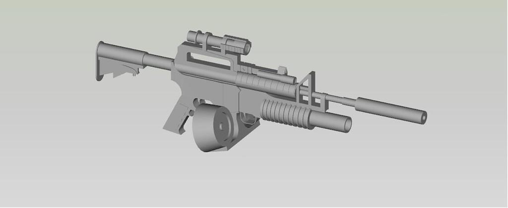 sketchup综合模型库