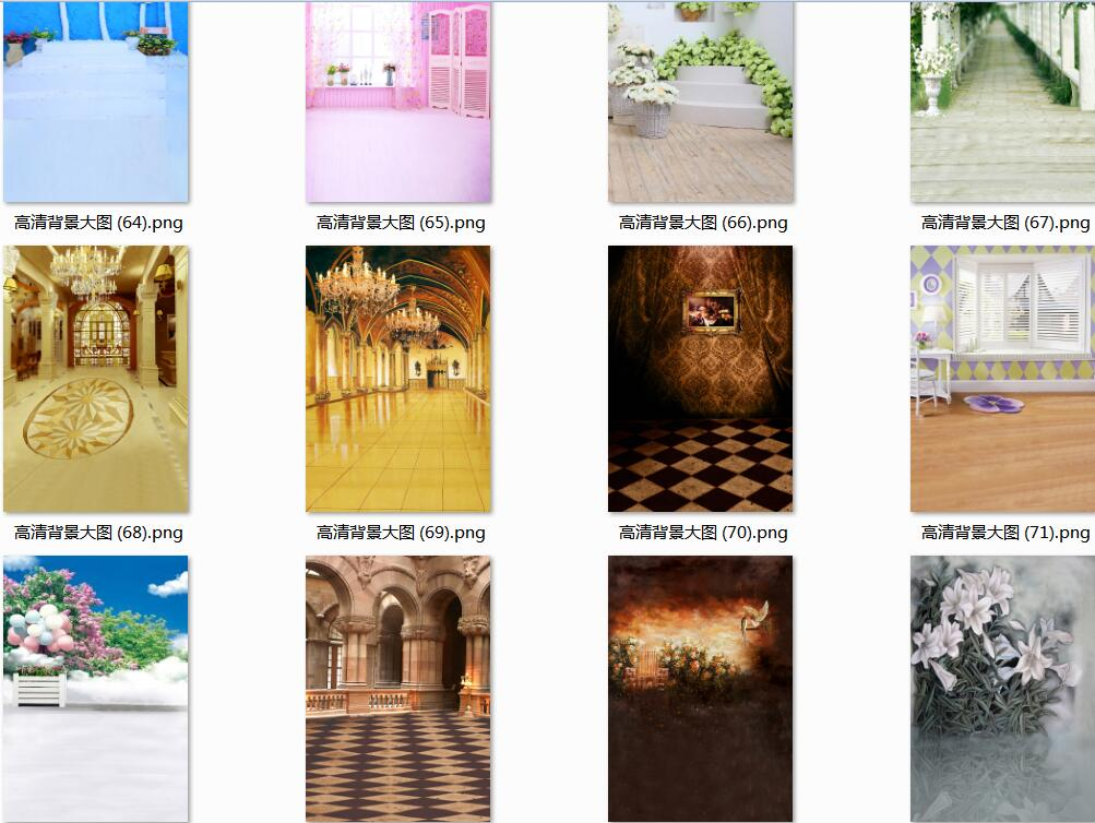 PNG格式高清背景图片素材
