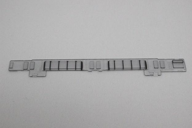 KATO 先頭車用ガラスパーツL 4445 (黒成型)