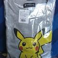 ポケモンセンターオリジナル トレーナー Pikachu