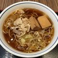 Photos: 北海道産ホエー豚の肉豆腐そば