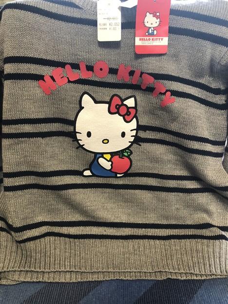 ハローキティ セーター