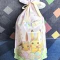 写真: ポケモンセンターオリジナル プリントクッキーPikachu&Eivui's Easter