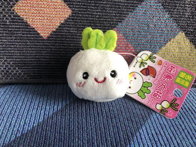 桜島大根ちゃん 携帯ストラップ